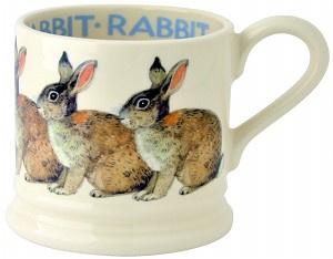small mug rabbit
