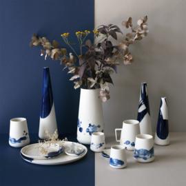 ALS GEGOTEN small vase, cobalt