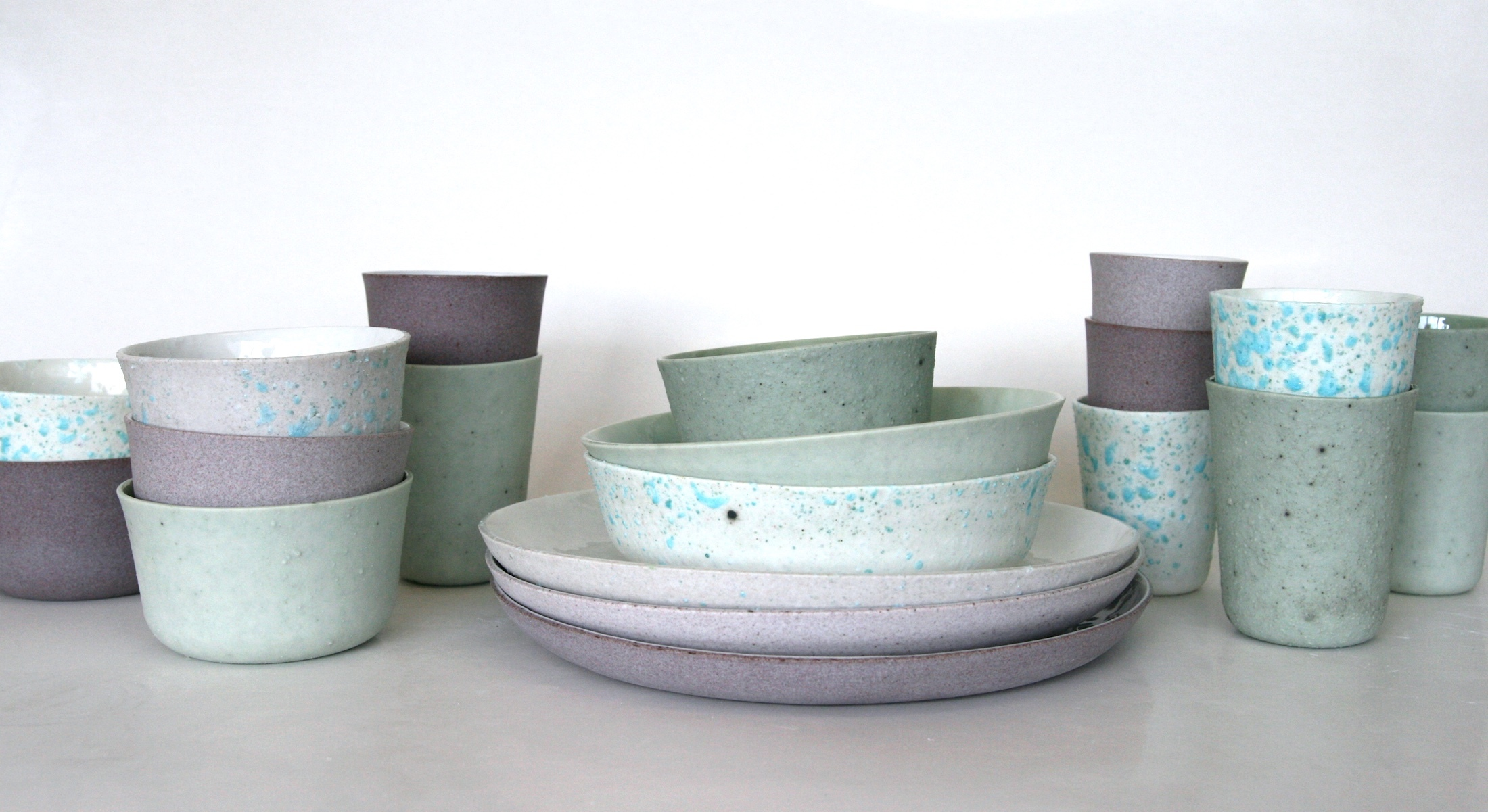PORCELAIN+ tableware collection