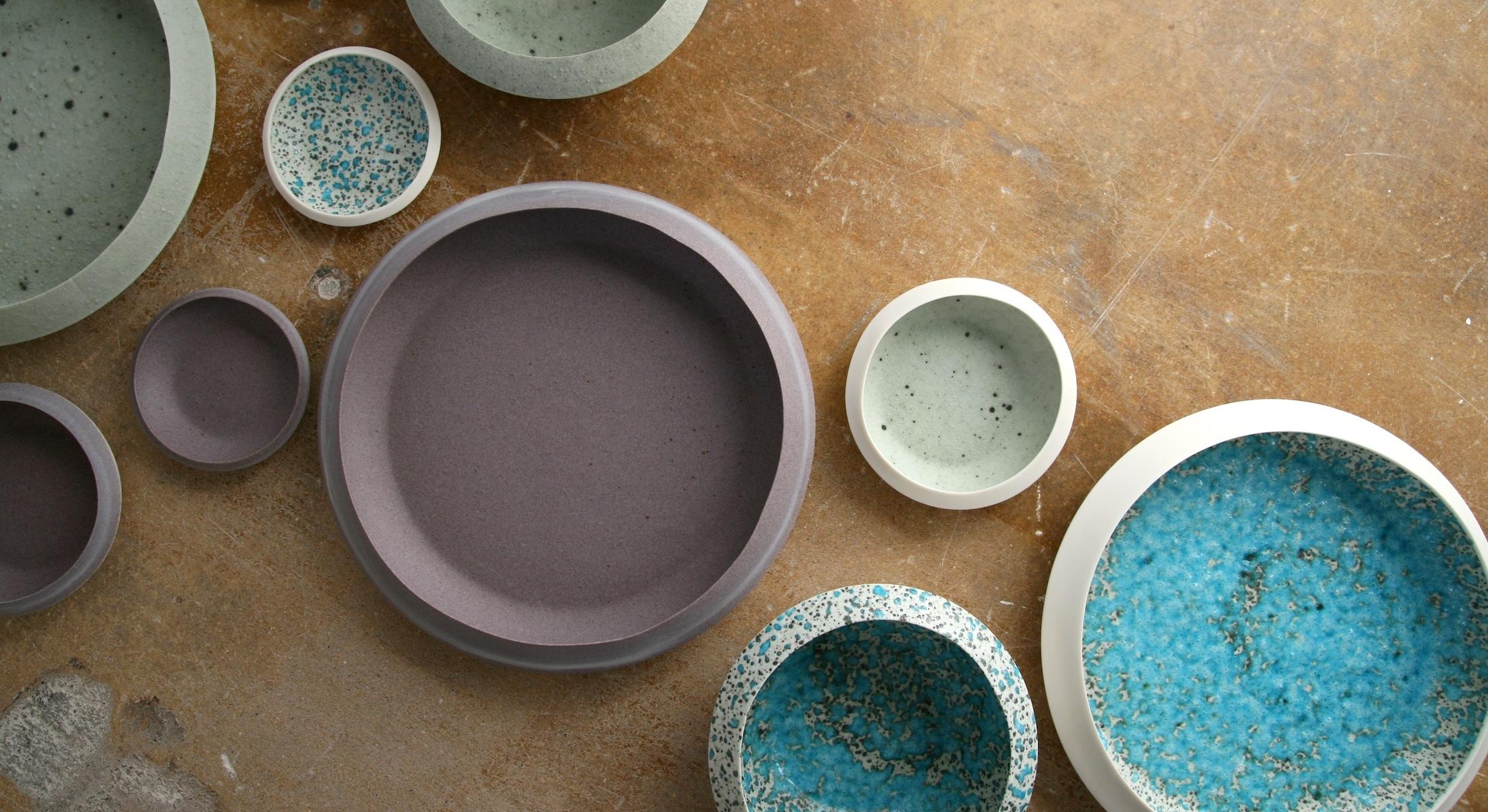 PORCELAIN+ bowls collection