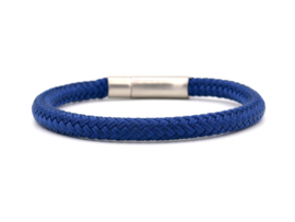 Ulang blauw- 6mm (100% gerecycled koord)