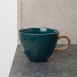 Good morning cup | Blue green