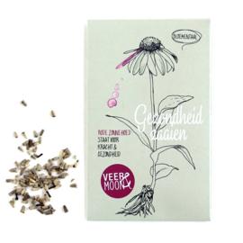 Bloemenzaden 'Gezondheid zaaien' | Veer&Moon