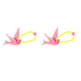 Haarelastieken Zwaluw | Geel