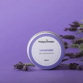 Natuurlijke deodorant | Lavendel | Happy Soaps