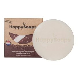 Happy Soaps Body Lotion Bar | Sandalwood