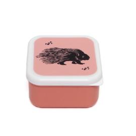 Lunchbox zwarte egel | Petit Monkey