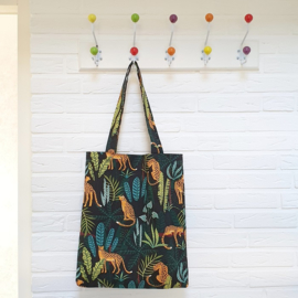 Tote bag / schoudertas | Jungle