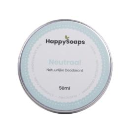Natuurlijke deodorant | Neutraal | Happy Soaps