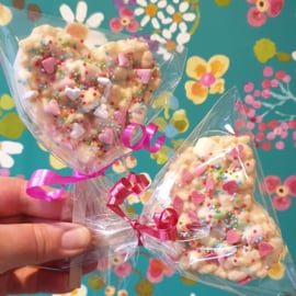 Rocky road lollie | Hart