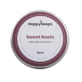 Natuurlijke deodorant | Sweet roots | Happy Soaps