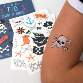 Tattoos | Piraten