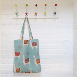 Tote bag / schoudertas | Lama