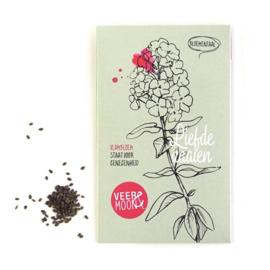 Bloemenzaden 'Liefde zaaien' | Veer&Moon