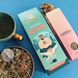 Relaxing tea in giftbox | All herbal