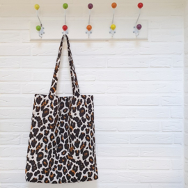 Tote bag / schoudertas | Panter
