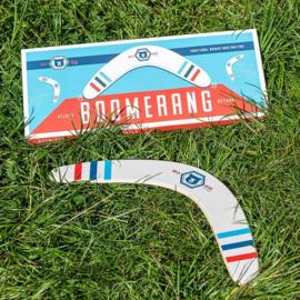 Boomerang van hout | Rex London