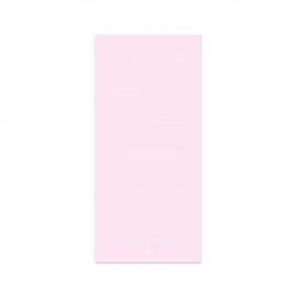 Notitieblok - Roze streep