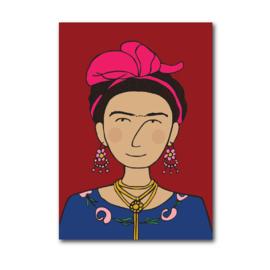 Postkaart | Frida Kahlo