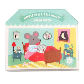 Puzzel | Mouse in a little house