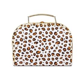 Koffertje Luipaard | Sass & Belle