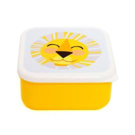 Lunchbox Happy Lion | Petit Monkey