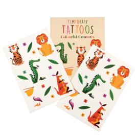 Tattoos | Wilde dieren