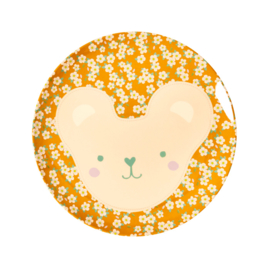 Rice melamine bord | Teddy