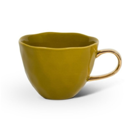 Good morning cup | Amber green