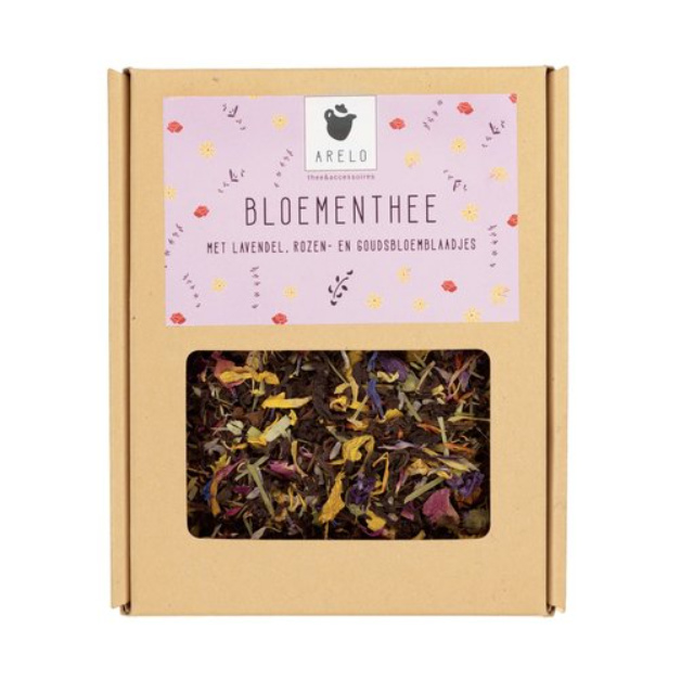 Bloemen thee | Arelo