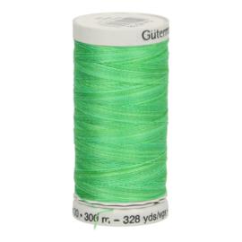 4018 Groen gemeleerd Gutermann