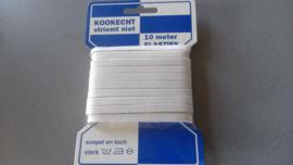 Blauwe kaart elastiek 0,5 cm 10 meter