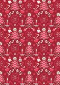 Christmas red Tonttu
