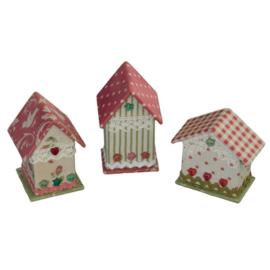 3 Mini Houses