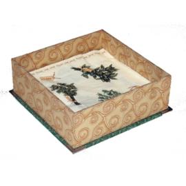 Servetten Box
