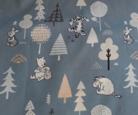 Winnie the Pooh Forest Friends Dark Blue