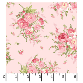 Floral Bouquet Soft Pink