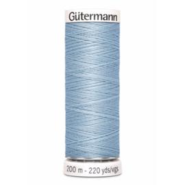 075 Blauw Gutermann