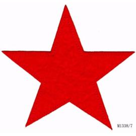 Rode ster vilt