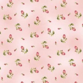 Little Roses on light pink