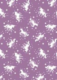 Unicorn spots on soft blackbarry