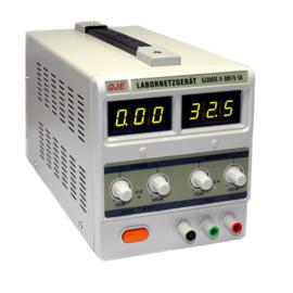 Regelbare voeding 0-30V,0-5A