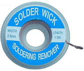 Soldeer remover