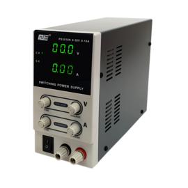 Regelbare voeding 0-30V,0-10A