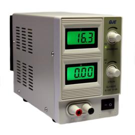 Regelbare voeding 0-15V,0-2A