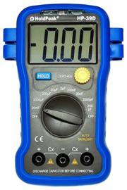 Digitale capaciteitsmeter 2pF – 20mF