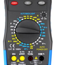 Multimeter NCV