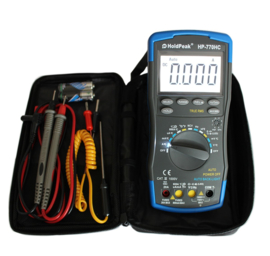 Multimeter NCV TRUE RMS