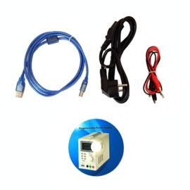 Regelbare voeding 30V / 5A digitale OCP programmeerbaar