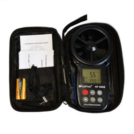 Digitale windmeter/anemometer